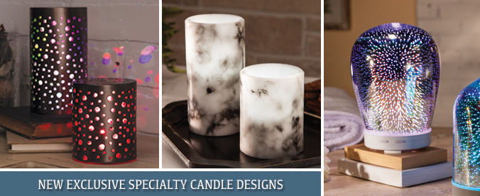 ELG Specialty Candles