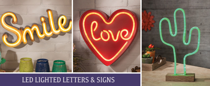 LES Lighted Letters & Signs