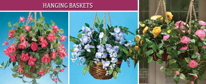 USR Hanging Baskets